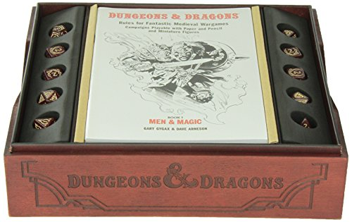 9780786964659: The Original Dungeons & Dragons Medieval Fantasy Wargame