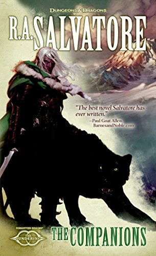 9780786965229: The Companions (Forgotten Realms: the Sundering)