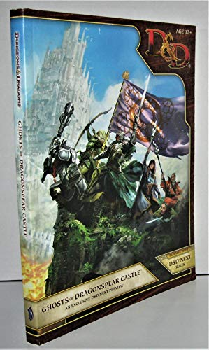 9780786965311: Ghosts of Dragonspear Castle w/Beta Test Rules (Gen Con Exclusive)