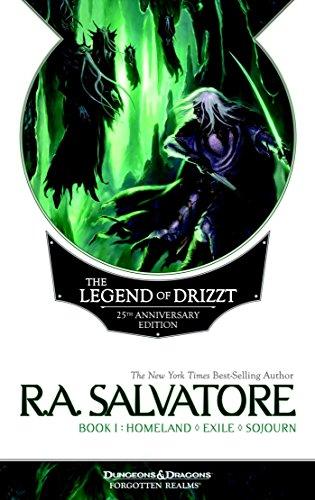 9780786965373: The Legend of Drizzt 25th Anniversary Edition, Book I