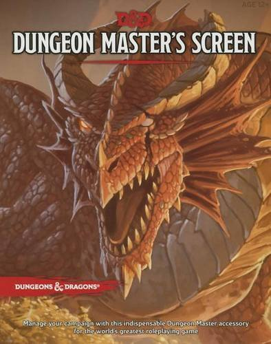 9780786965632: D&D Dungeon Master's Screen (D&D Accessory)