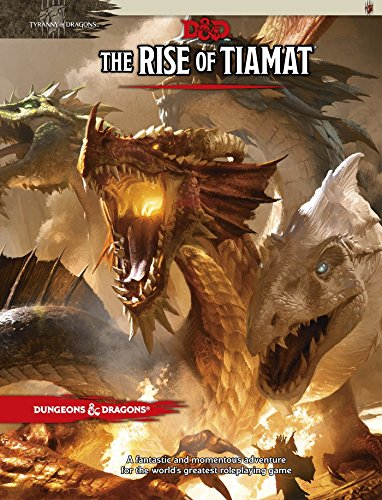 9780786965656: The Rise of Tiamat (D&D Adventure)