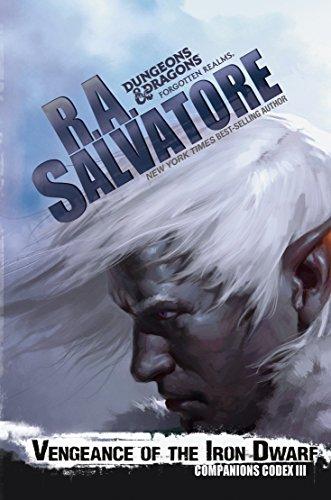 9780786965724: Vengeance of the Iron Dwarf (Forgotten Realms)