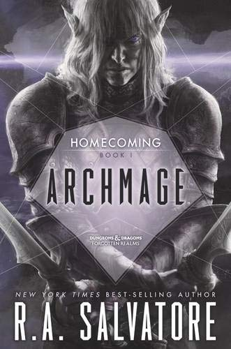 9780786965755: Archmage (Legend of Drizzt: Homecoming)