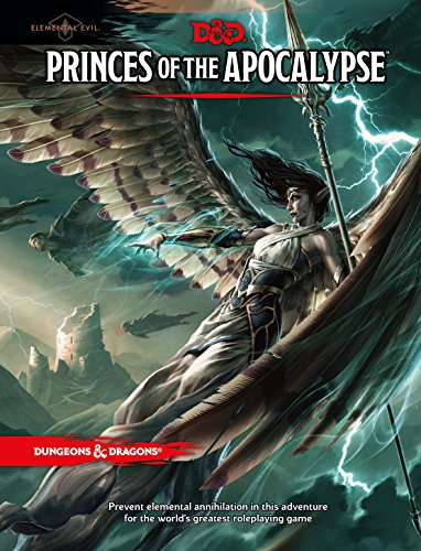 Princes of the Apocalypse (Hardcover): Dungeons Dragons