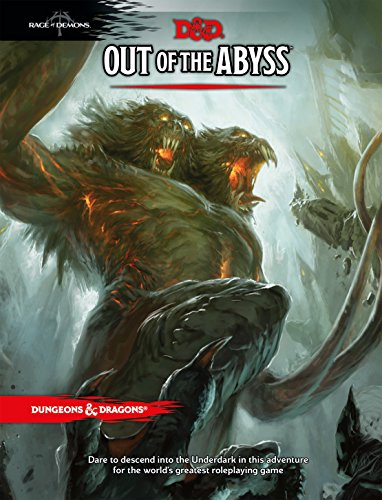 9780786965816: Out of the Abyss (Dungeons & Draons)