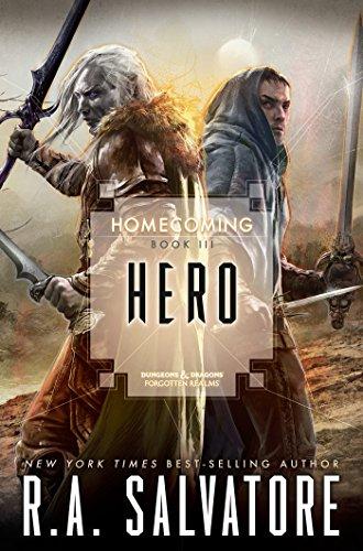 9780786965960: Hero: Homecoming, Book III