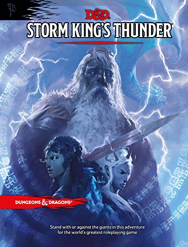 Storm King's Thunder: Wizards Rpg (Corporate Author)