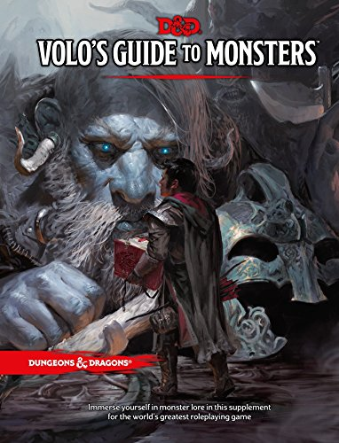 9780786966011: Volo's Guide To Monsters (Dungeons & Dragons)