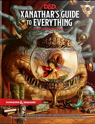 9780786966110: Xanathar's Guide to Everything