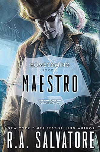 9780786966141: Maestro (The Legend of Drizzt: Homecoming)