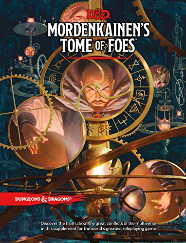 9780786966240: Mordenkainen's Tome of Foes