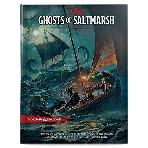 9780786966752: Dungeons & Dragons Ghosts of Saltmarsh Hardcover Book (D&D Adventure)