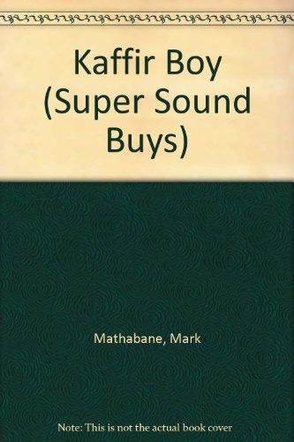 9780787100117: Kaffir Boy (Super Sound Buys)