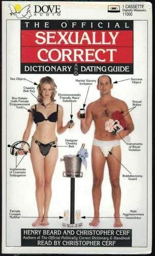 9780787102005: The Official Sexually Correct Dictionary and Dating Guide