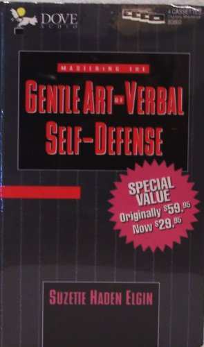 9780787102821: Mastering the Gentle Art of Verbal Self-Defense