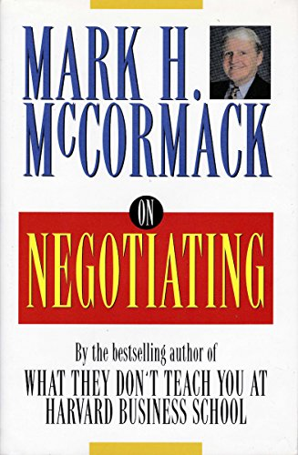 9780787102951: On Negotiating