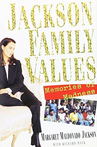 9780787105228: Jackson Family Values: Memories of Madness