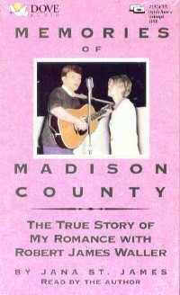 9780787106560: Memories of Madison County: The True Story of My Romance with Robert James Waller