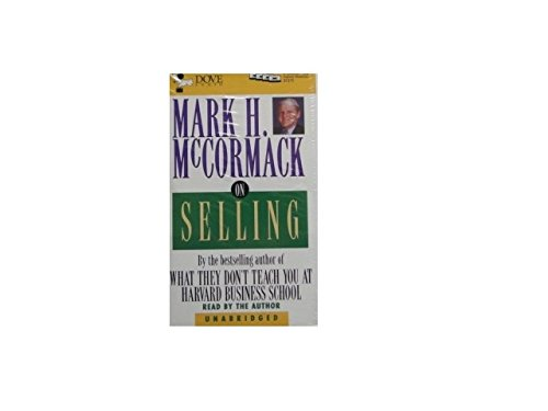 On Selling (9780787107024) by McCormack, Mark H.
