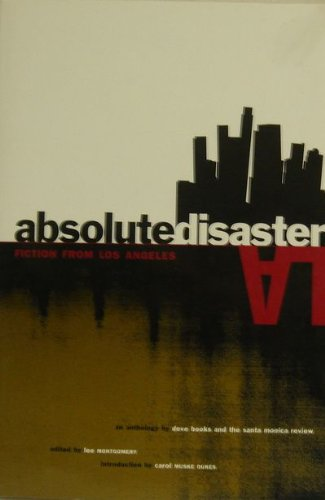 9780787110529: Absolute Disaster: Fiction from Los Angeles