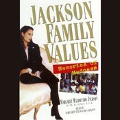 9780787110772: Jackson Family Values: Memories of Madness