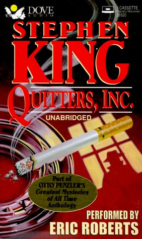 Quitters, Inc: King, Stephen; Roberts,