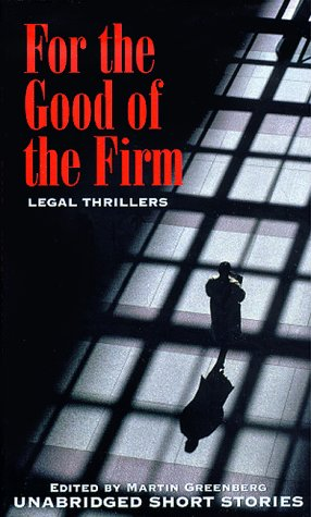9780787118631: For the Good of the Firm