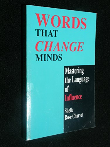 9780787208035: Words That Change Minds: Mastering the Language of Influence