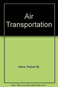 9780787210588: Air Transportation