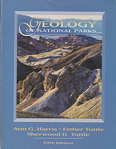 9780787210656: Geology of National Parks