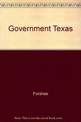 Government Texas: Forshee