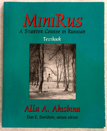 9780787222284: Minirus: A Starter Course in Russian