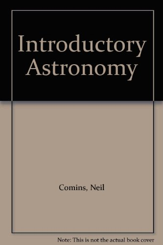 9780787222987: Introductory Astronomy