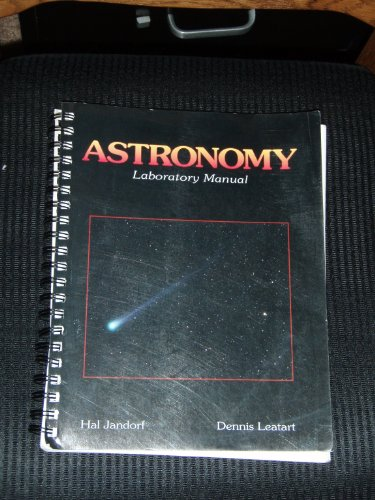 Astronomy Laboratory Workbook