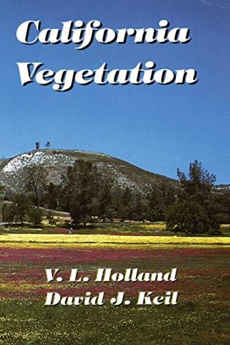 9780787226855: California Vegetation