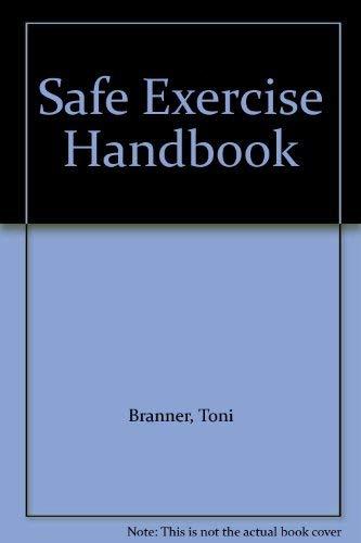 9780787226954: Safe Exercise Handbook