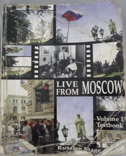 Russian Stage One : Live from Moscow!: Dan E. Davidson