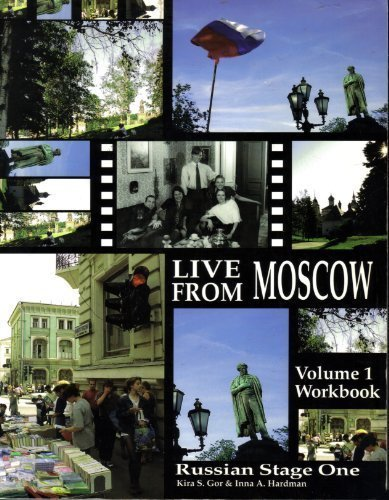 Russian Stage One: Live From Moscow! Vol.: Davidson, Dan E.,