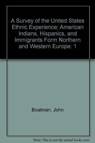 A Survey of the United States Ethnic: John Boatman