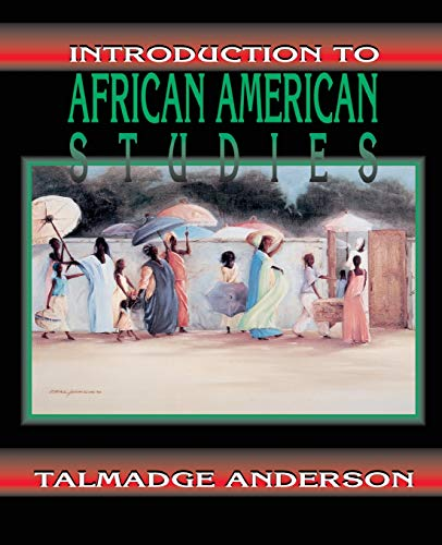 9780787232689: Introduction to African American Studies