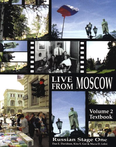 Russian Stage One--Live from Moscow!: Dan E. Davidson,