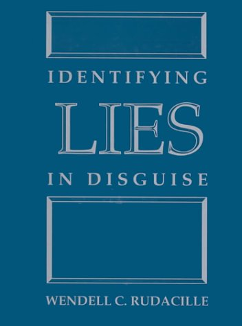 9780787237806: Identifying Lies in Disguise
