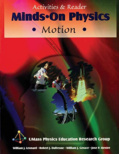 9780787239275: Minds on Physics: Motion, Activities and Reader: Motion, Acivities and Reader: 1