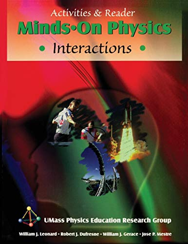 9780787239299: Minds on Physics: Interactions, Activities and Reader: INTERACTIONS, ACTIVITIES & READER: 2