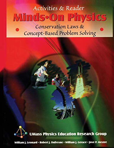 9780787239312: Minds on Physics: Conservation Laws and Concept - Based Problem Solving, Activities Reader