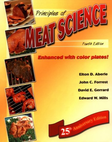 9780787247201: Principles of Meat Science