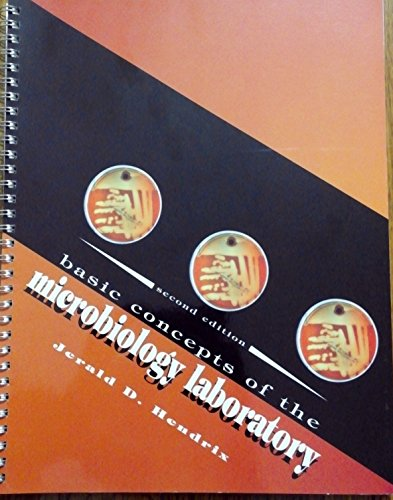 9780787250539: Basic Concepts of the Microbiology Laboratory