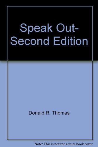 9780787251390: Speak Out- Second Edition
