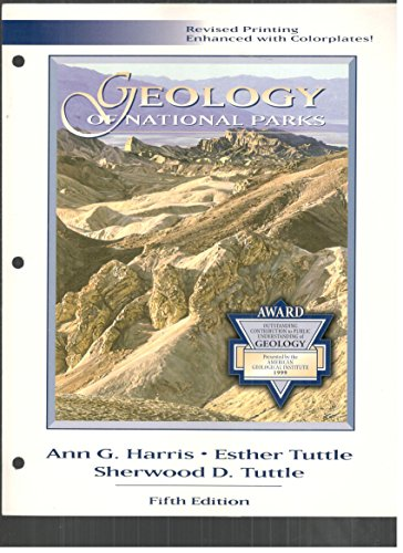 9780787252755: Geology of National Parks